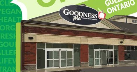 Goodness Me! Guelph is Now Open!