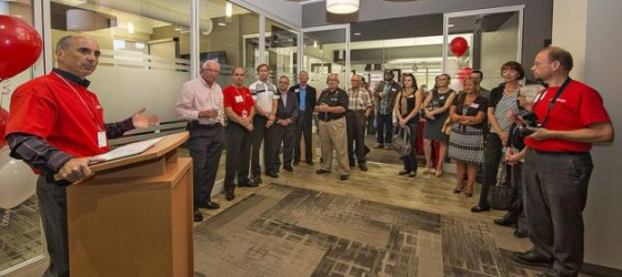 Extend Communications Grand Opening!