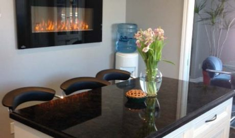 Kitchen & Living Room Renovation